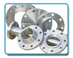 Stainless & Duplex Steel flanges